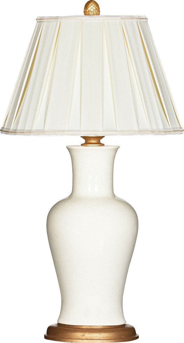 Bradburn Home Amelie Blanc Couture Table Lamp