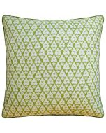 Arboreta Decorative Pillow with Green Tree Pattern – Available in Three Sizes