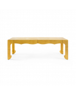Bungalow 5 Jaques Coffee Table in Antique Textured Brass