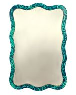 Carvers' Guild Melody Mirror in Two Different Finishes