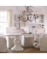 Somerset Bay Double Pedestal Killington Dining Table-Available in a Variety of Finishes