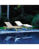 Kingsley Bate Classic Chaise - ON BACKORDER UNTIL LATE MARCH 2022
