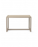 Little Architect Beige Table for Kids