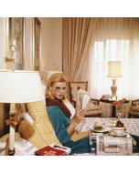 """Slim Aarons """"Monocled Miss"""" Print by Getty Images Gallery - Variety of Sizes Available"""