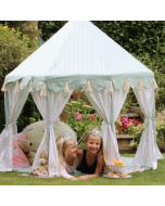 Pavilion Tassel Play Tent For Kids - Available in 2 Colors