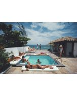 """Slim Aarons """"Buzios"""" Print by Getty Images Gallery - Variety of Sizes Available"""