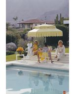 """Slim  Aarons """"Nelda And Friends""""  Print by Getty Images Gallery - Variety of Sizes Available"""