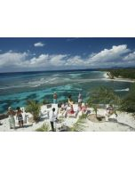 """Slim Aarons """"Tropical Mustique"""" Print by Getty Images Gallery - Variety of Sizes Available"""
