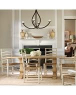 Somerset Bay Lake Tahoe Dining Table - Available in Three Sizes and a Variety of Finishes