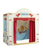 Theater Stage Playhouse Toy for Kids