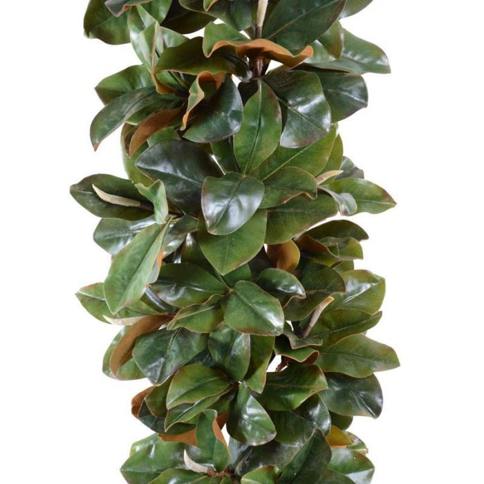 The Well Appointed House Luxuries For The Home The Well Appointed Home 6 Faux Magnolia Leaf Garland