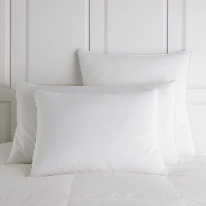 Luxury Goose Down Pillow - Available in Four Varieties