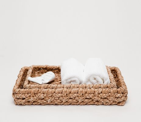 The Well Appointed House Luxuries For The Home The Well Appointed Home Pigeon Poodle Destin Vanity Tray Set