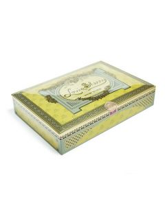 24-Piece Set of Fine Chocolates in Vintage Tin Box - Great Christmas Gift