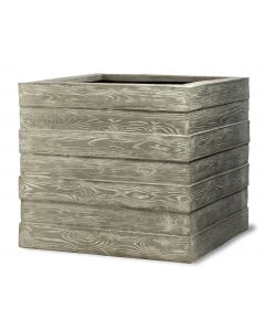 Garden Planter with Driftwood Look - Available in 3 Sizes