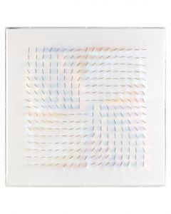 Acrylic Squares Reflection Wall Art - ON BACKORDER UNTIL MAY 2021