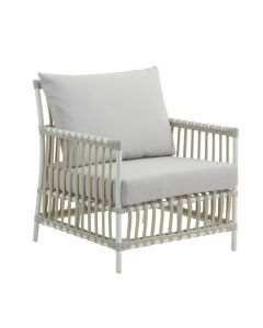 AluRattan™ Lounge Chair - Available in Two Colors