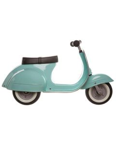 PRIMO Ride On Kids Toy Moped Classic (Mint) - ON BACKORDER UNTIL FEBRUARY 2021