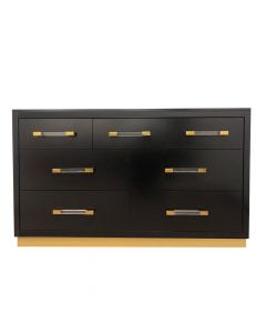 Luxe Modern Glossy Soho Dresser - Available in a Variety of Finishes
