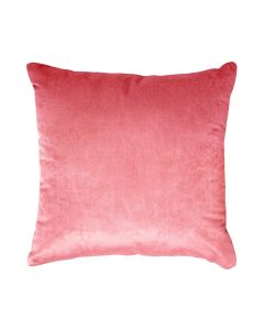 Velour Pillow in Rose - Available in Three Sizes