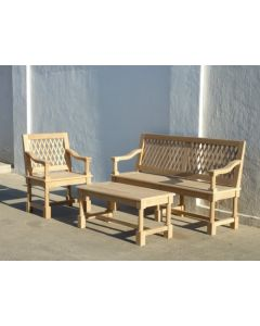 Brissac Outdoor Furniture Collection - Coffee Table