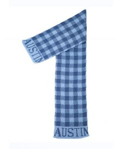 Personalized Gingham Scarf Available in Variety of Colors