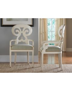 Somerset Bay Carmel Arm Chair - Available in a Variety of Finishes