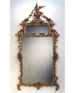 Carvers Guild Grand Phoenix Mirror in Two Different Finishes