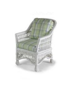Children's Wicker Dining Arm Chair - Available in a Variety of Finishes