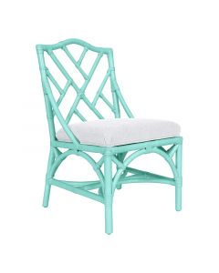 David Francis Chinese Chippendale Dining Side Chair-Available in a Variety of Finishes