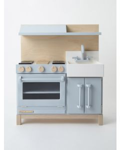Classic Play Kitchen for Kids in Grey - ON BACKORDER UNTIL LATE JANUARY 2021
