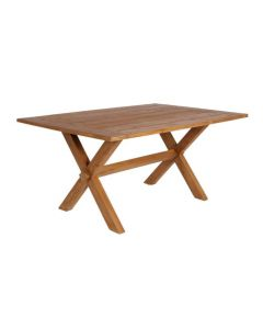 Colonial Style Outdoor Teak Dining Table