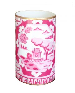 Canton in Pink Pen Holder