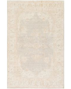 Hand Knotted Wool Rug in Antique Wash, Available in a Variety of Sizes