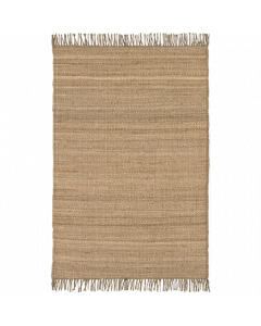 Hand Woven Jute Natural Rug - Variety of Sizes Available