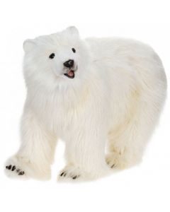 Arctic Polar Bear Cub Stuffed Animal Toy for Kids - LOW STOCK CALL TO CONFIRM AVAILABILITY