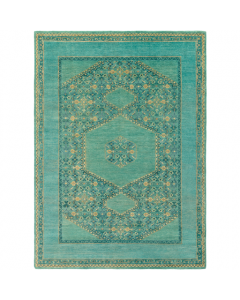 Haven Rug in Green - Available in a Variety of Sizes