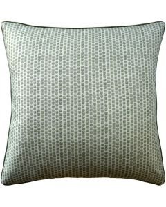 Kaya Decorative Pillow in Leaf Green – Available in Three Sizes
