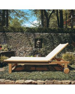 Kingsley Bate St. Tropez Chaise in Variety Colors - ON BACKORDER UNTIL LATE MARCH 2022