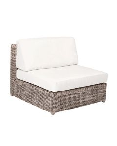 Kingsley Bate Sag Harbor Sectional Armless Chair - ON BACKORDER UNTIL LATE MARCH 2022