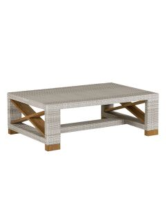 Kingsley Bate Jupiter Outdoor Coffee Table in Two Different Colors - ON BACKORDER UNTIL LATE FEBRUARY 2022