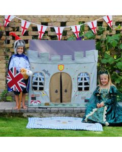 Knight's Castle Playhouse for Kids