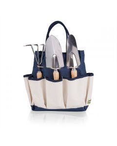 Large Garden Tote with Tools