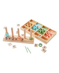 Math Activity Learning Set for Kids