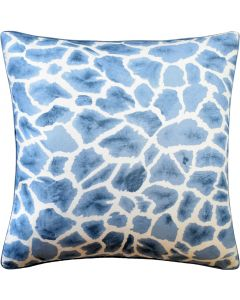 Maui Decorative Throw Pillow in Slate Blue - Available in Three Sizes