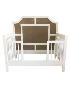 Modern Handmade Custom Conversion Crib - Available in a Variety of Colors