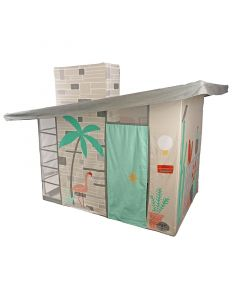 Mid-Century Playhouse Toy for Kids - ON BACKORDER UNTIL SEPTEMBER 2021