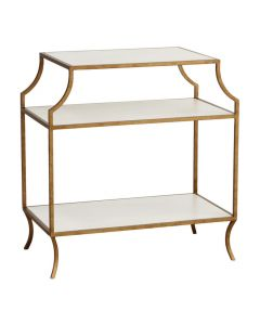 Milla Large Side Table - Available in a Variety of Finishes