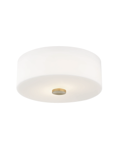 Mitzi by Hudson Valley Lighting Sophie Two Light Flush Mount  Available in Two Finishes