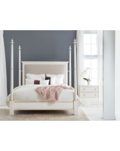 Modern History Covington Queen Size Poster Bed